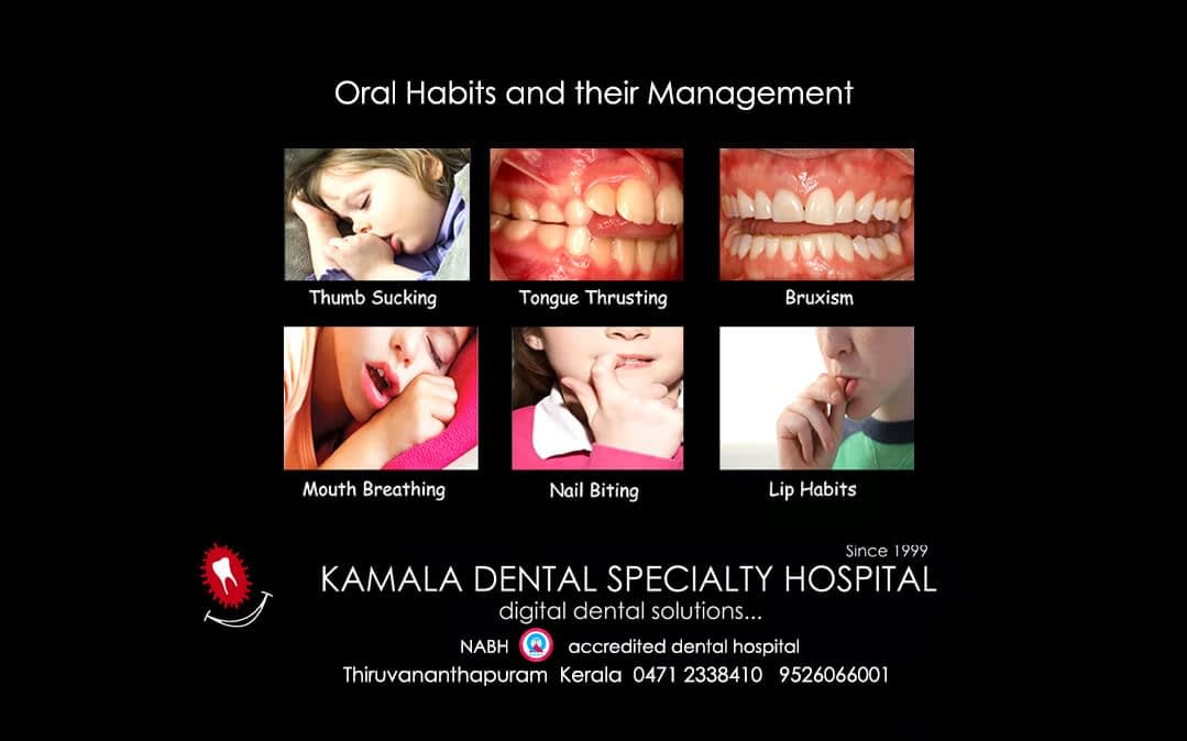 Oral Habits and their Management