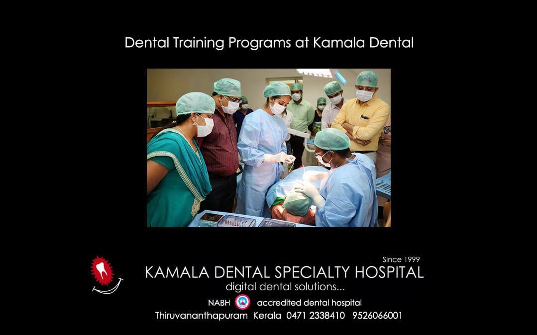 Dental Training Programs at Kamala Dental