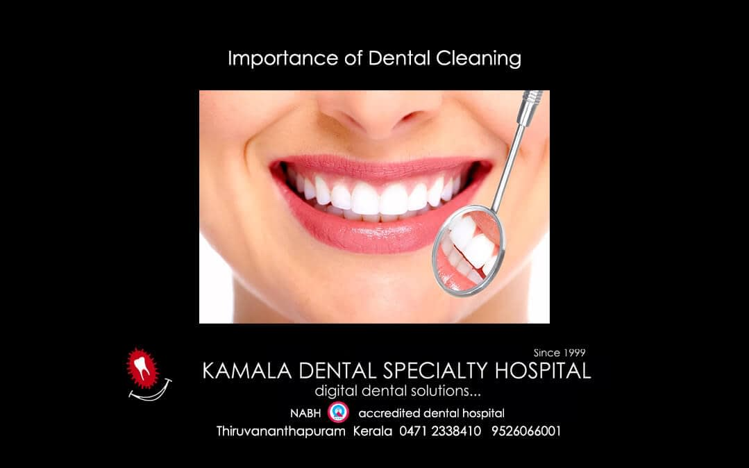 Importance Of Dental Cleaning