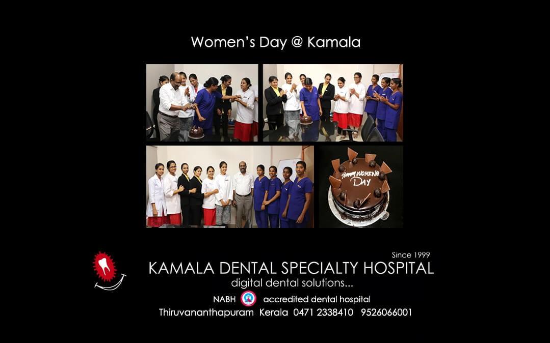 Women's Day @ Kamala