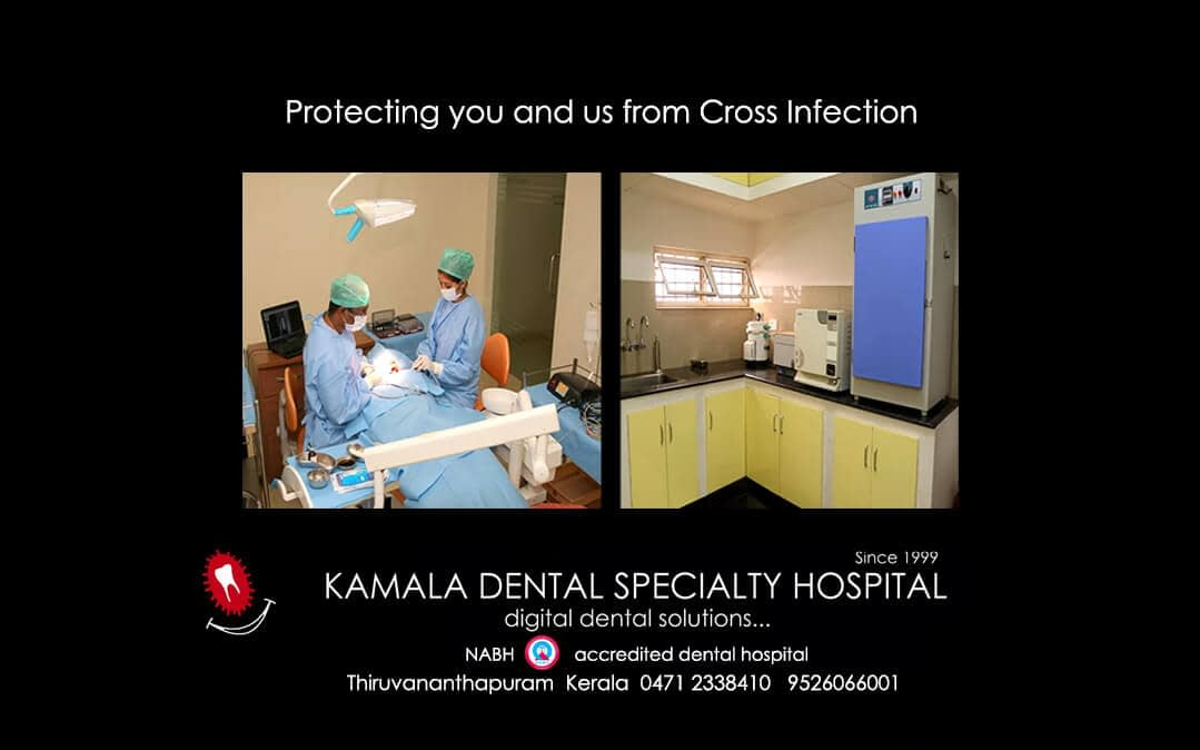 Protecting You and Us from Cross Infection