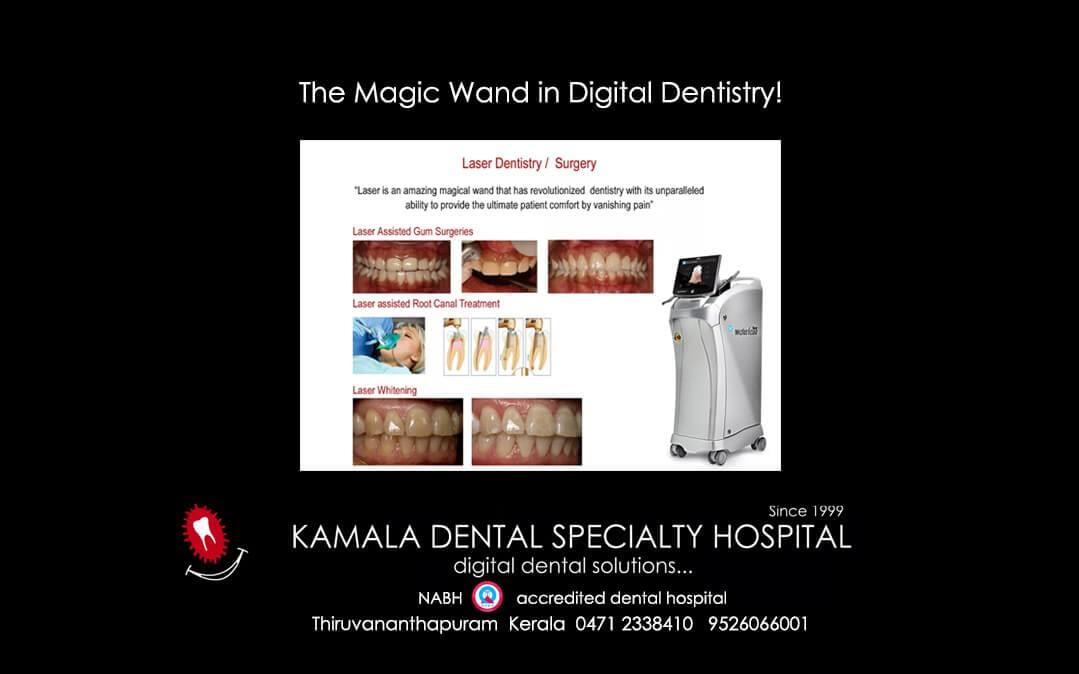 The Magic Wand in Digital Dentistry!